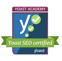 successfully completed the Yoast SEO for WordPress (classic editor) course!